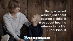 Jodi Picoult Quotes