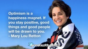 Mary Lou Retton Quotes