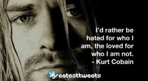 Kurt Cobain Quotes