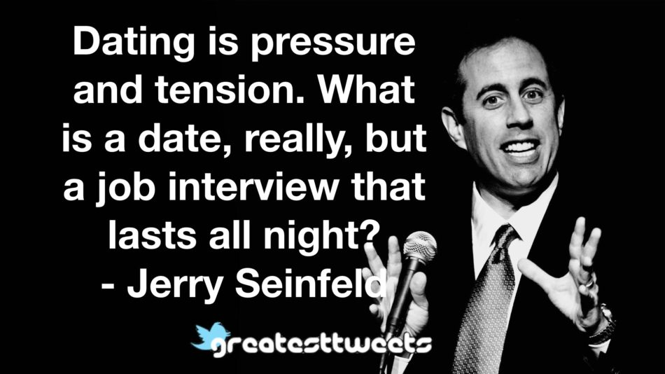 Dating Seinfeld