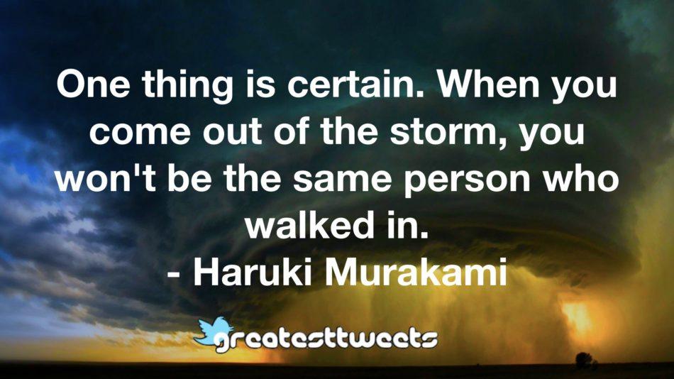 Haruki Murakami Quotes Greatesttweetscom