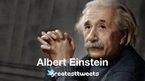 Albert Einstein History and quotes