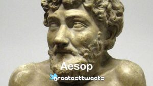 Aesop biography and quotes