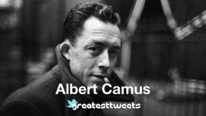 Albert Camus - Biography and quotes