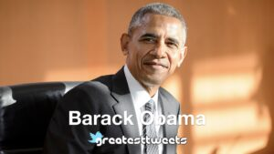 Barack Obama biography and quotes