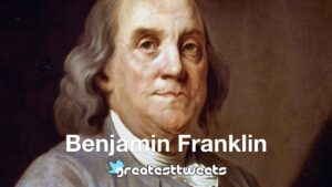 Benjamin Franklin is famous for his contribution in the drafting of the Declaration of Independence as well as the United States of America Constitution.