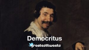 Democritus Biography and Quotes
