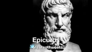 Epicurus Biography and Quotes