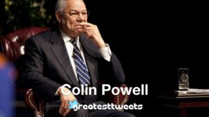 Colin Powell Biography and Quotes