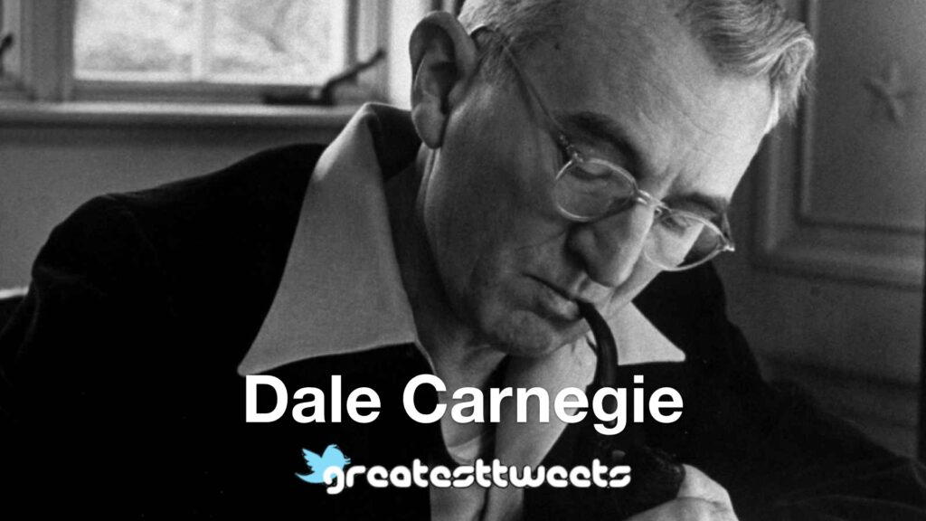 Dale Carnegie History and Quotes