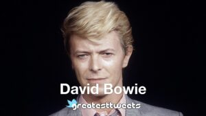 David Bowie Biography and Quotes