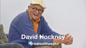 David Hockney Biography and Quotes
