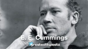 E. E. Cummings Biography and Quotes