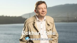 Eckhart Tolle Biography and Quotes