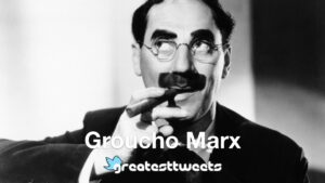 Groucho Marx Biography and Quotes