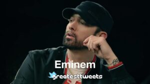 Marshall Mathers (Eminem) Biography and Quotes