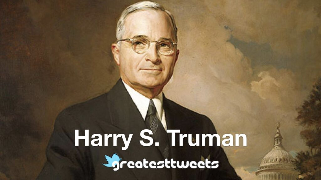 Harry S. Truman Biography and Quotes