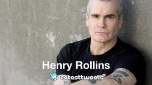 Henry Rollins Biography and Quotes
