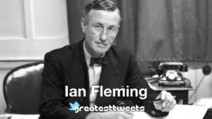 Ian Fleming Biography and Quotes