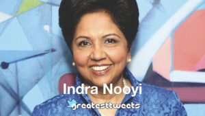 Indra Nooyi Quotes and Biography