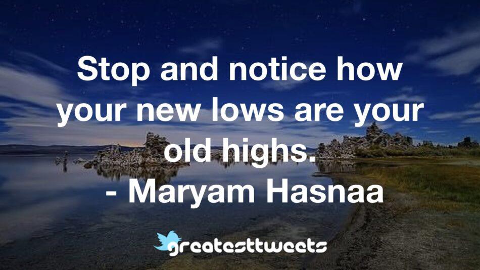 Maryam Hasnaa Quotes | GreatestTweets.com